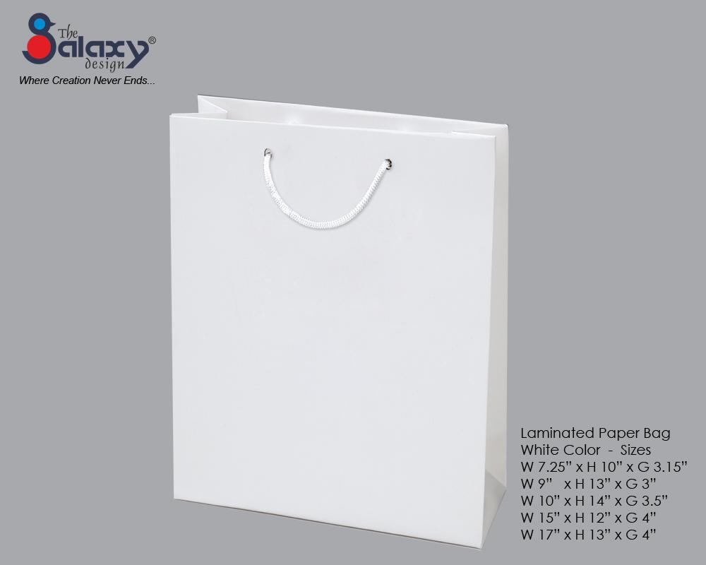 Laminated Paper Bags Manufacturer Amp Supplier Paper Bag